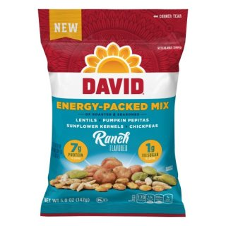 David - Energy-Packed Mix Ranch - 142g