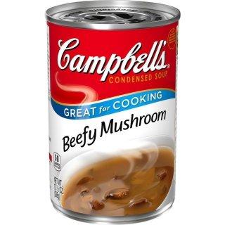 Campbells - Beefy Mushroom - 298g