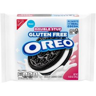 Oreo - Gluten Free Double Stuff Cookie - 398g