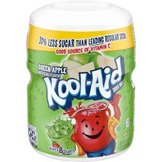 Kool-Aid Drink Mix - Green Apple - 553 g