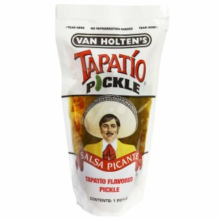 Van Holtens - Jumbo Pickle Tapatio - 333g
