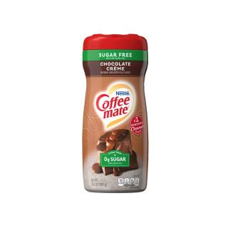 Nestle - Coffee-Mate - Sugar Free - Creamy Chocolate - 290 g