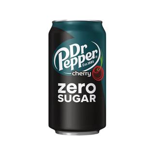 Dr Pepper - Cherry Zero - 1 x 355ml