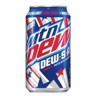 Mountain Dew - DEW-S-A - 355 ml