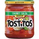 Tostitos - Chunky Salsa Medium - 439,4g