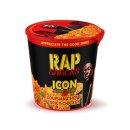 Rap Snacks Louisana Hot&Spicy Ramen Noodle Cup - 64g