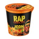 Rap Snacks Beef Prime Rib Ramen Cup - 64g