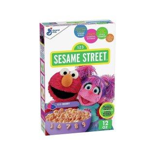 123 Sesame Street Berry - 340g
