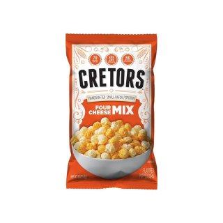 Cretors - Four Cheese Mix Popcorn - 141g