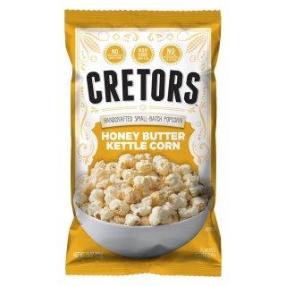 Cretors - Honey Butter Kettle Corn Popcorn - 213g