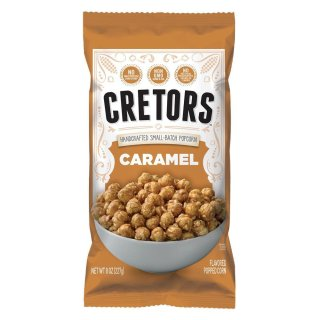 Cretors - Caramel Popcorn - 227g