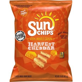 Sun Chips - Harvest Cheddar - 42,5g