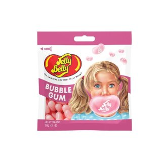 Jelly Belly Bubble Gum - 70 g