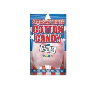 Stars & Stripes Cotton Candy by Swirlz - 88g