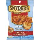 Snyders of Hanover - Peanut Butter Prezel Sandwiches (...