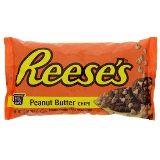 Reeses - Peanut Butter Chips - 1 x 283 g