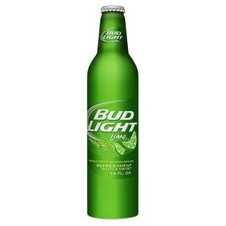 Bud Light Lime 12 x 473 ml (Aluminium Flasche)