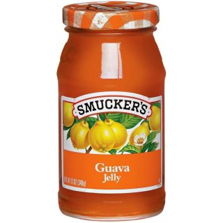 Smuckers Guava Jelly - Glas (340g)