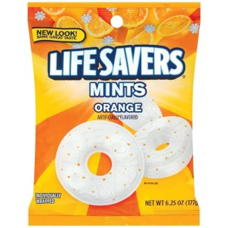 Lifesavers Mints Orange (177g)