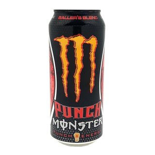 Monster USA - DUB Editon - Ballers Blend - Fruit Punch Energy - 1 x 473 ml