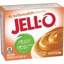 Jell-O Butterscotch Instant Pudding & Pie Filling (96g)
