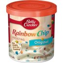 Betty Crocker Rich & Creamy - Rainbow Chip Frosting (453g)