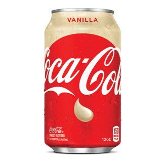 Coca-Cola Vanilla 24 x 355 ml