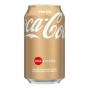 Coca-Cola - Vanilla - 24 x 355 ml