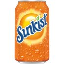 Sunkist - Orange - 1 x 355 ml