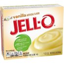 Jell-O Vanilla Instant Pudding & Pie Filling (144g)