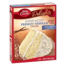Betty Crocker - Super Moist - French Vanilla Cake Mix - 1...