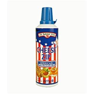 American Cheese Zip - Sprühkäse - 1 x 227g