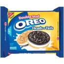 Oreo Heads or Tails Double Stuf Family Size (432g)