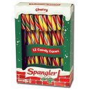Spangler Cherry Candy Canes (150g)