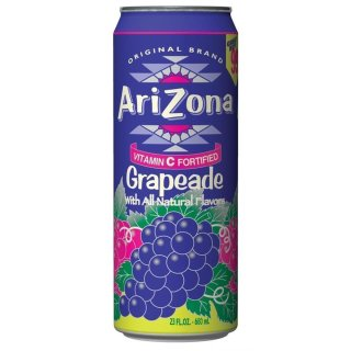 Arizona Grapeade (12x 680ml)