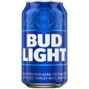 Bud Light 1 x 355 ml