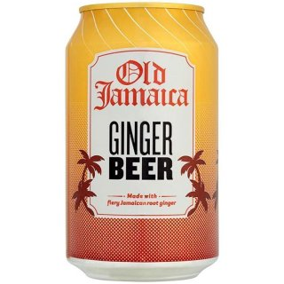 Old Jamaica - Ginger Beer - 1 x 330 ml
