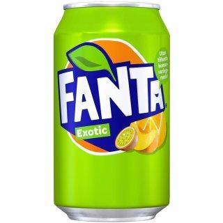 Fanta - Exotic - 1 x 330 ml