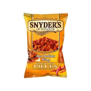 Snyders of Hanover - Hot Buffalo Wing - 1 x 125g