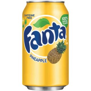 Fanta - Pineapple - 24 x 355 ml