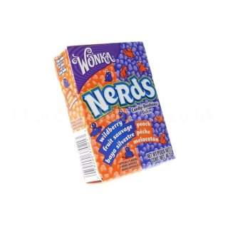 Wonka Nerds Wildberry - Peach (46,7g)