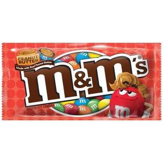 m&ms - Peanut Butter - 1 x 46,2g