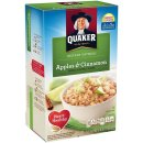 Quaker Instant Oatmeal - Apples & Cinnamon (10x43g)