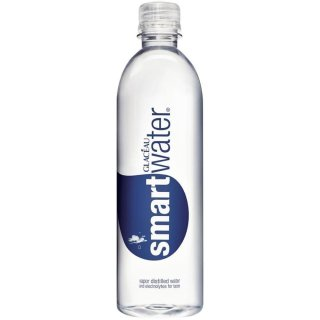 Glaceau - Smartwater  - 1 x 600 ml