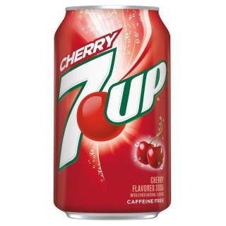 7up Cherry 12 x 355 ml