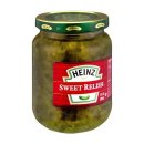 HEINZ Sweet Relish - Glas (296ml)