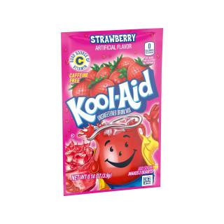 Kool-Aid Drink Mix - Strawberry - 1 x 4,2 g