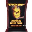 Pepper-King Habanero Kessel Chips (125g)