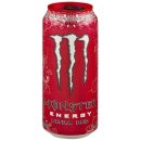Monster USA Zero Ultra Red Energy 1 x 473 ml