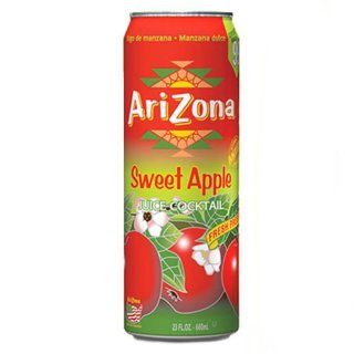 Arizona - Sweet Apple Juice Cocktail  - 1 x 680 ml